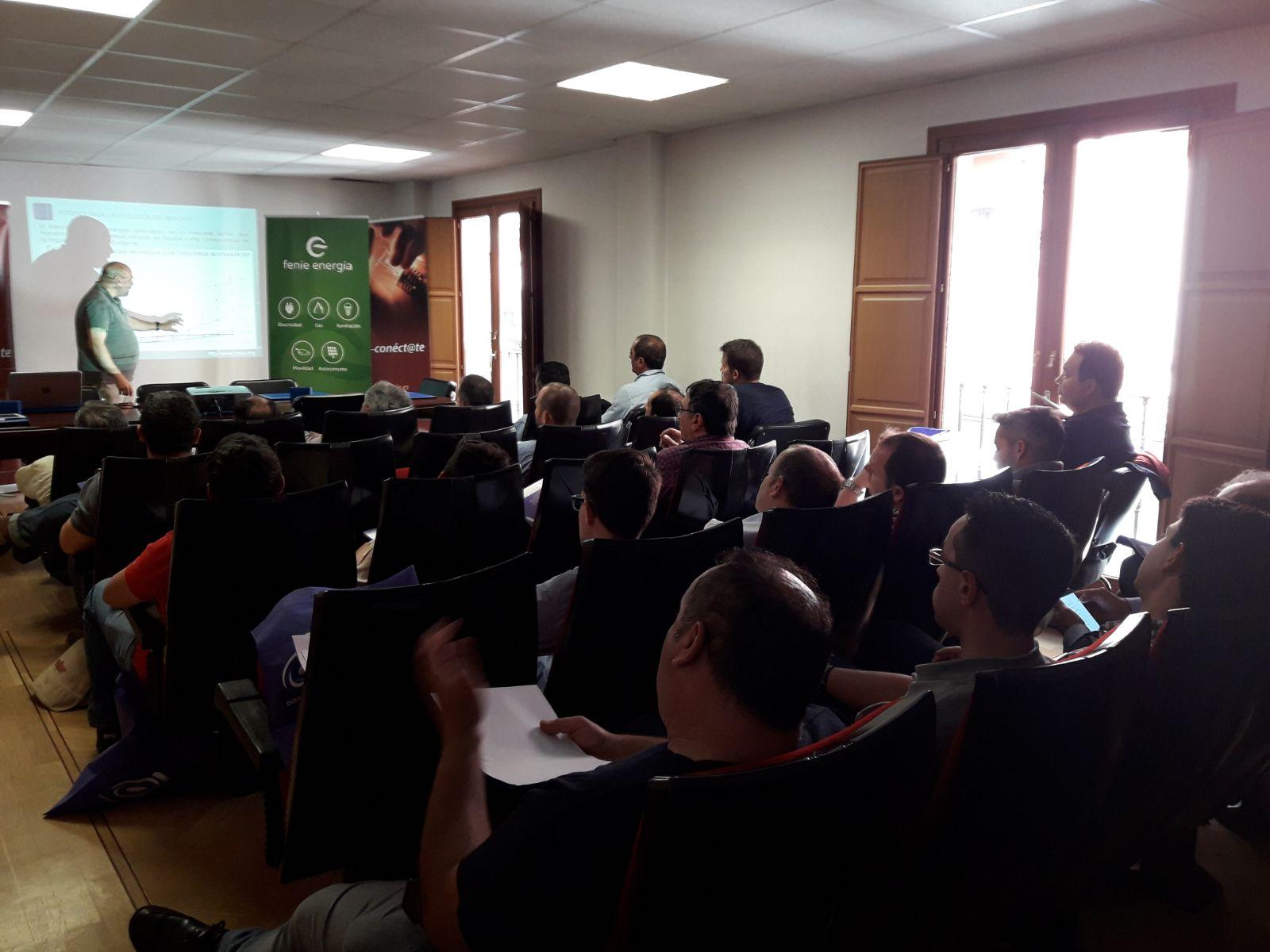 Más de 25 instaladores eléctricos de Valladolid participan en un ...