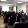 Más de 25 instaladores eléctricos de Valladolid participan en un curso sobre energía fotovoltatica