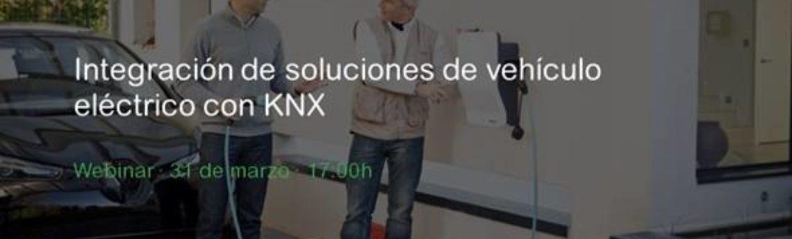 Curso OnLine «Integración de soluciones de vehículo eléctrico con KNX»