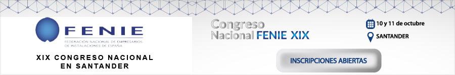 XIX CONGRESO NACIONAL DE FENIE EN SANTANDER